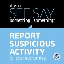 If you see something