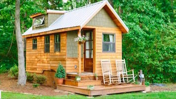 Tiny Home Is Modern Housing Alternative Self Reliance