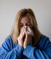 sick, cold