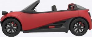 3d printed smart car