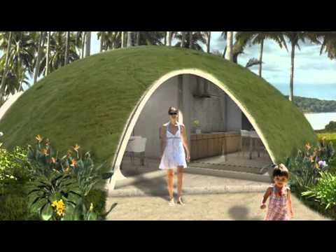 Tiny Homes Binishell Dome Homes Since 1964 Self