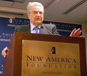 Photo: George Soros, New America CC2.0