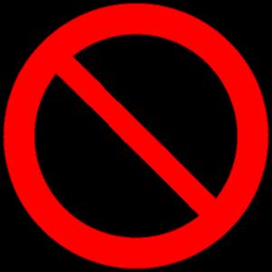 Photo source: Pixabay, CC0 Public Domain, https://pixabay.com/en/drinking-no-drinking-water-98618/