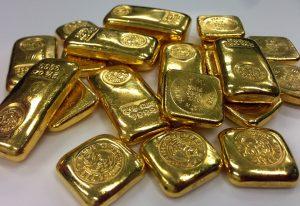 Photo credit: Pixabay, CC0 Public Domain, https://pixabay.com/en/gold-bullion-ing-gold-bullion-295936/