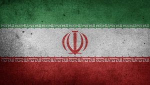 Photo credit: Pixabay, CC0 Public Domain, https://pixabay.com/en/iran-flag-middle-east-grunge-1151139/