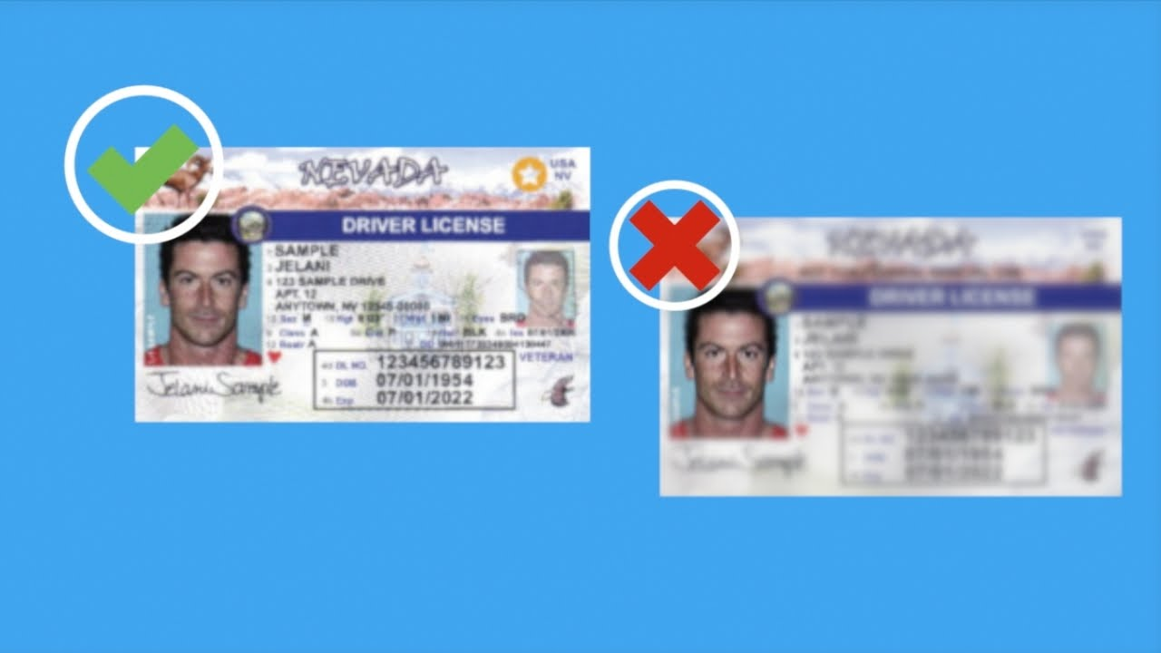 Virginia Id Card For Travel