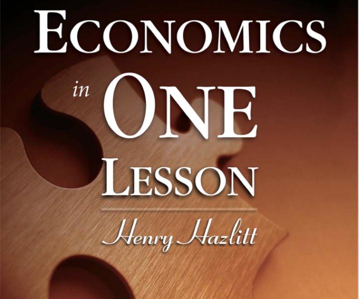 economcis in one lesson