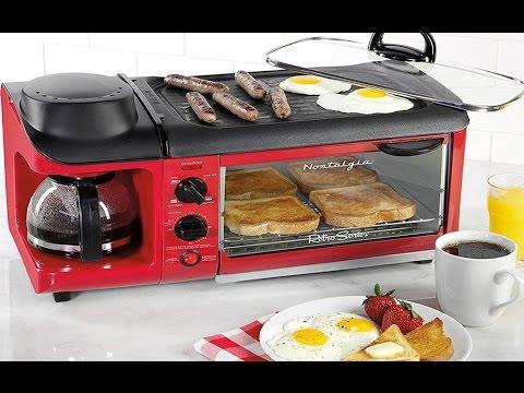 3 in 1 breakfast maker reviews